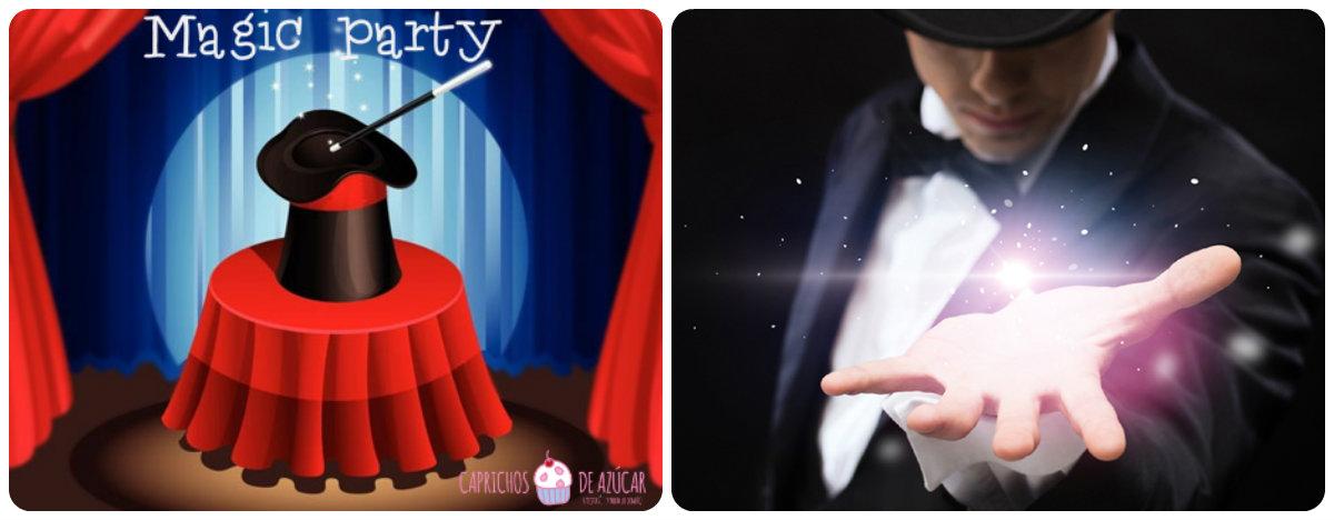 collage mágia