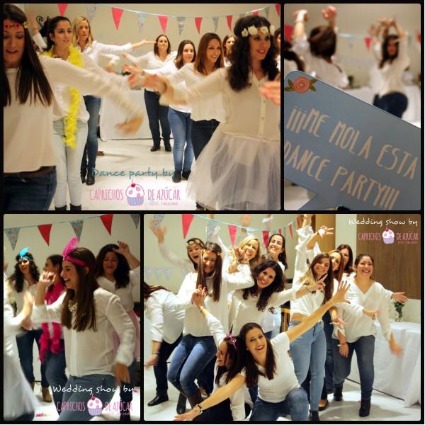 Dance party/ wedding show ¡¡A bailar!!